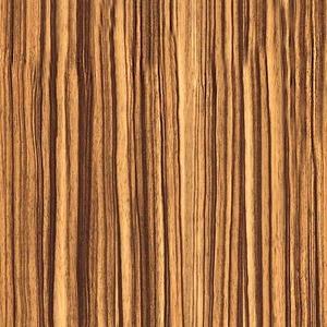 madera de zebrano para escaleras
