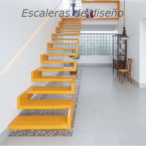 escalera de diseño moderna